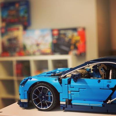 Bugatti lego gallusbrick