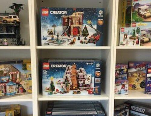Die weihnachtlichen LEGO Sets