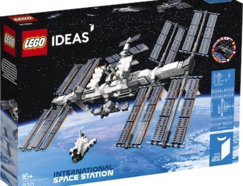 Produktvorstellung LEGO ISS 21321