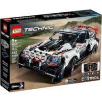 rally technic 42109 lego