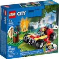 feuerwehr city 60247 lego
