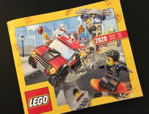 LEGO Katalog 2020