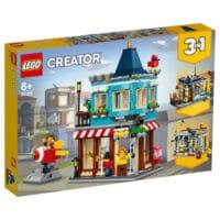 stadthaus creator lego 31105